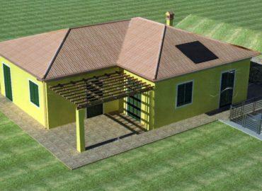 vendesi casa indipendente da ristrutturare