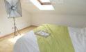 Boissano bilocale ampio su due piani con terrazza vivibile e box.
